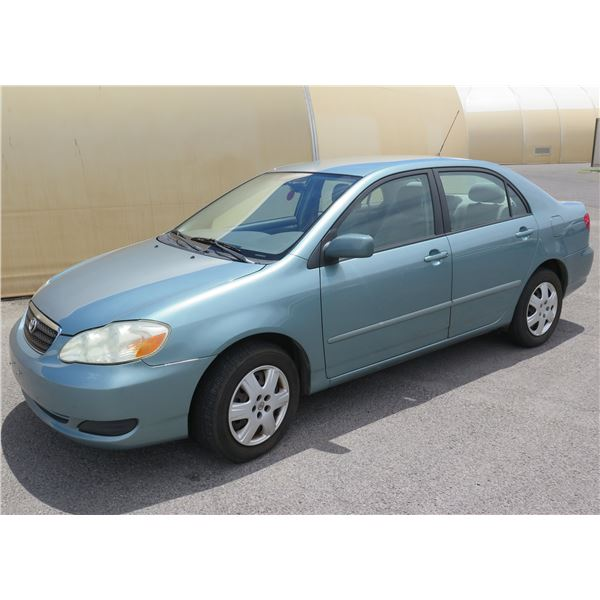 2006 Toyota Corolla, 4-Cylinder Automatic, 94411 Miles, VIN: 1NXBR32E56Z638086