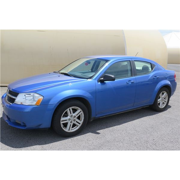 2008 Dodge Avenger, 6-Cylinder Automatic, 34138 Miles, VIN: 1B3LC56R28N581606