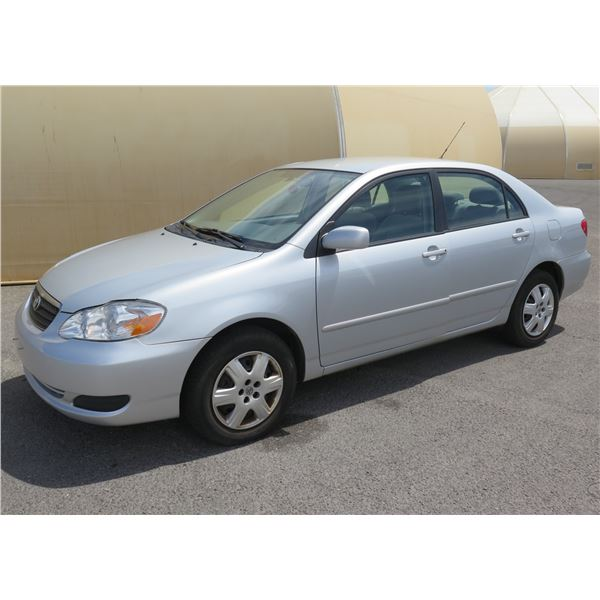 2006 Toyota Corolla, 4 Cylinder Automatic, 49935 Miles, VIN: 1NXBR32E66Z667886