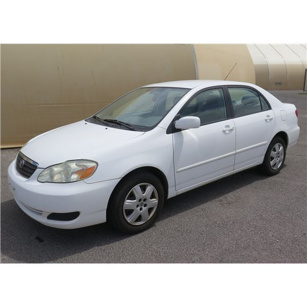 2005 Toyota Corolla, 4 Cylinder Automatic, 96413 Miles, VIN: 1NXBR32E55Z455317