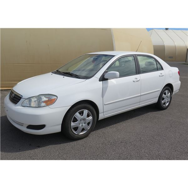 2007 Toyota Corolla, 4 Cylinder Automatic, 72638 Miles, VIN: 1NXBR32EX7Z829813
