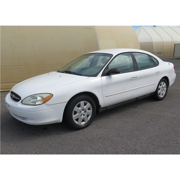 2003 Ford Taurus, 6 Cylinder Automatic, 30764 Miles, VIN: 1FAFP52263G205308