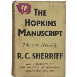 R. C. Sherriff. The Hopkins Manuscript