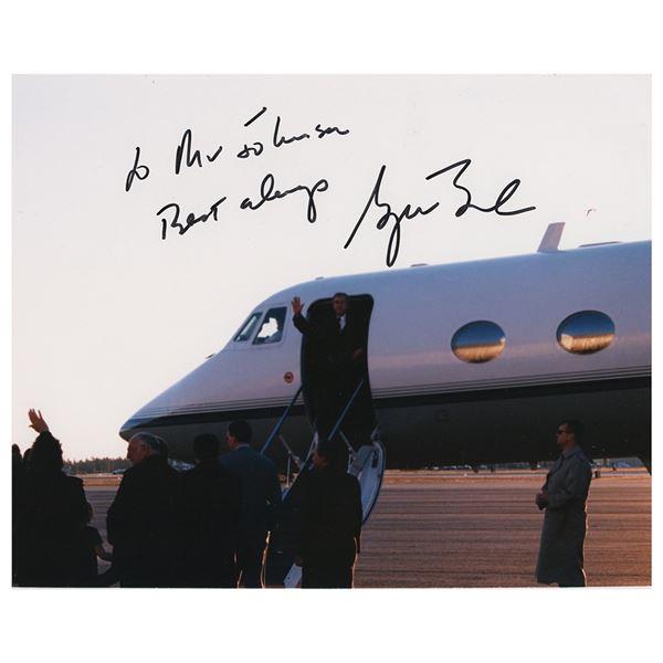 George Bush Signed Photograph