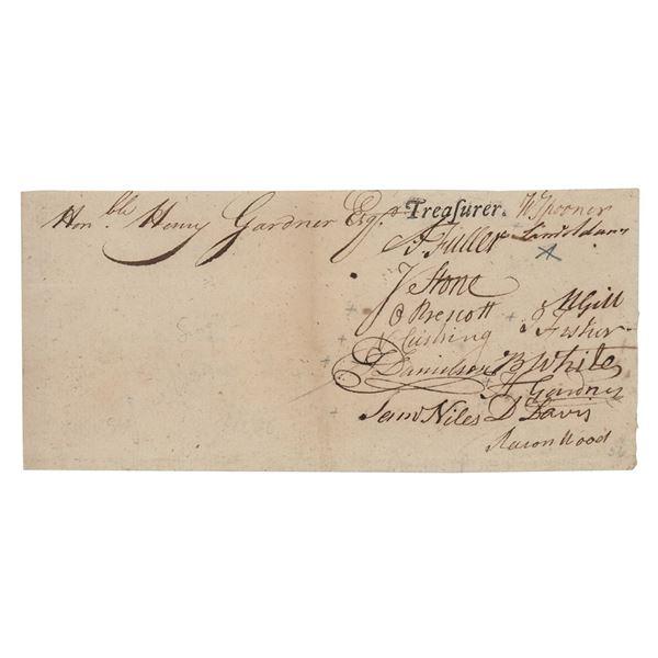 Samuel Adams Signature