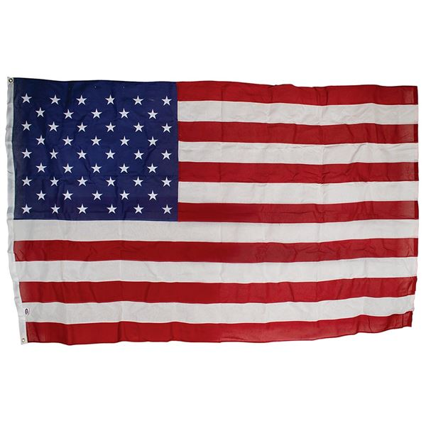 9/11 Flag: Flown Over US Capitol on 10th Anniversary