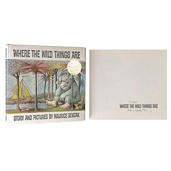 Maurice Sendak Signed Book