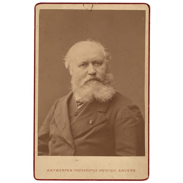 Charles Gounod Signed Photograph