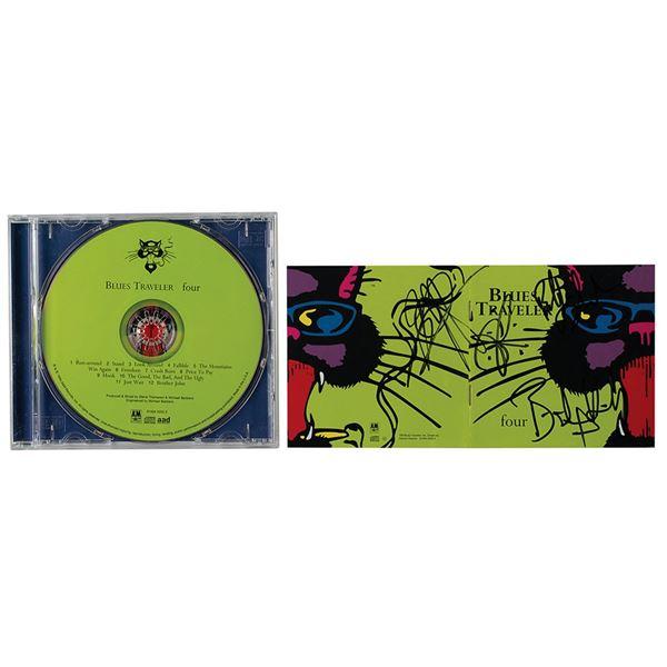 Blues Traveler Signed CD