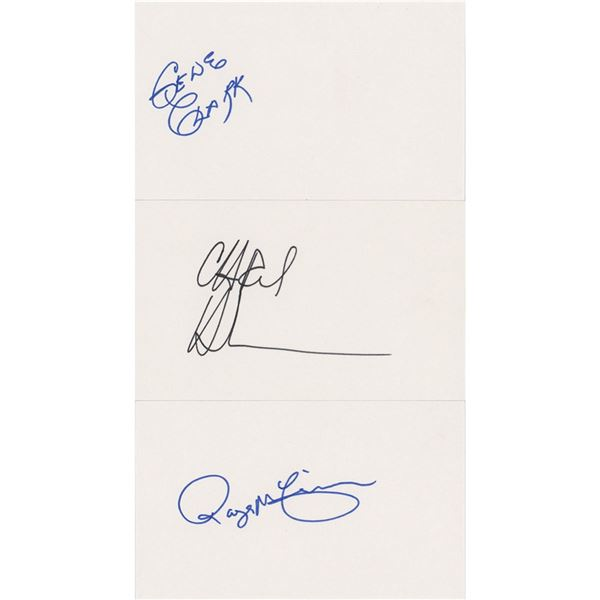 The Byrds Signatures