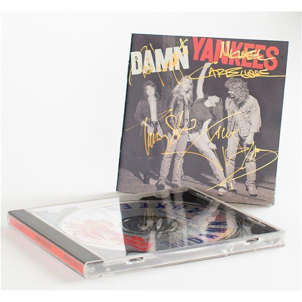 Damn Yankees Signed CD