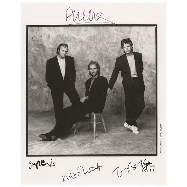 Genesis Signed Photograph