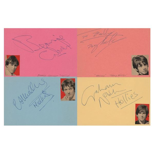 The Hollies Signatures