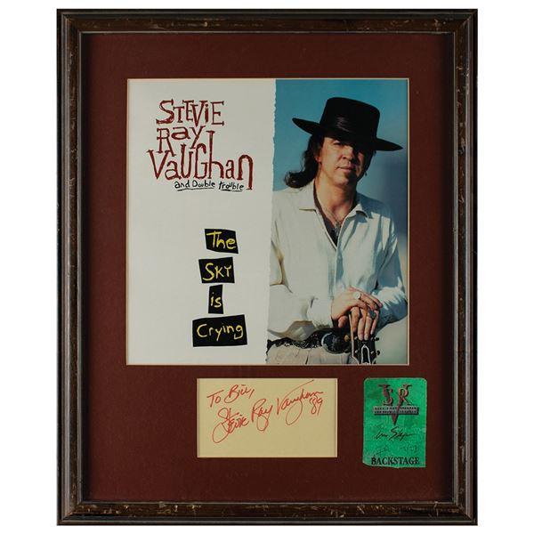 Stevie Ray Vaughan Signature
