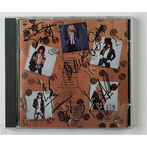 Warrant Signed CD