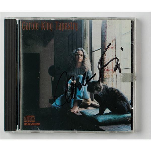 Carole King Signed CD