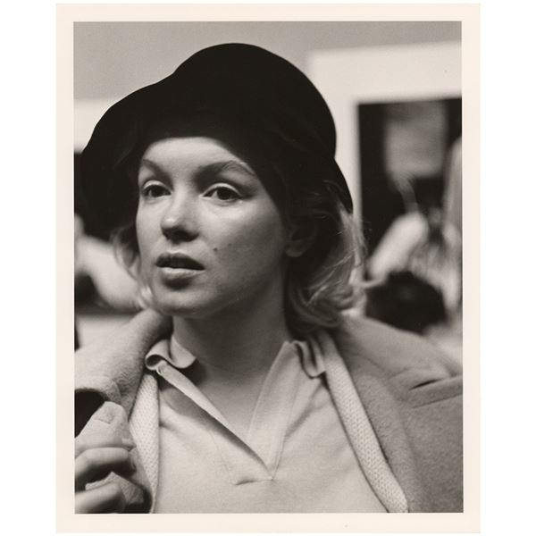 Marilyn Monroe Original Photograph by Roy Schatt