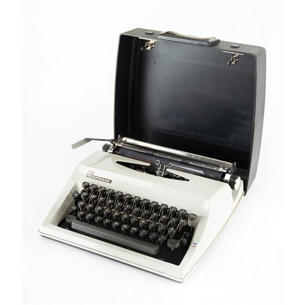 Rod Serling's Personally-Owned and -Used Typewriter