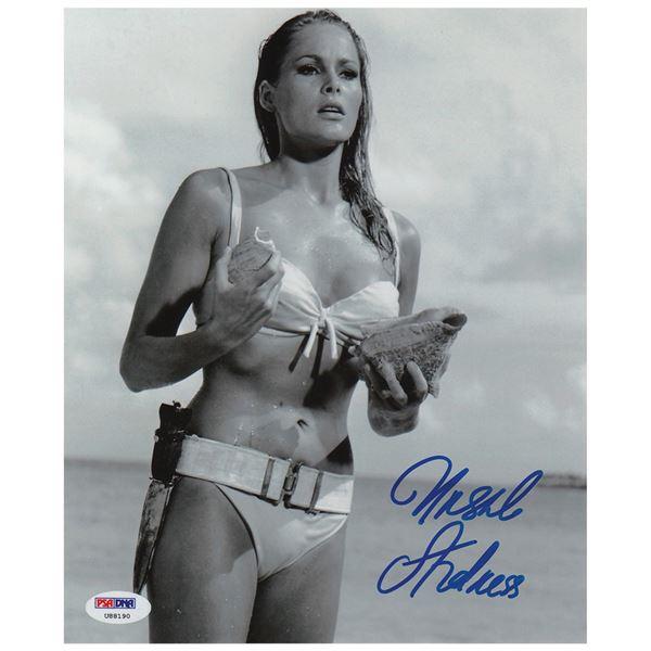 Ursula Andress Signed Photograph