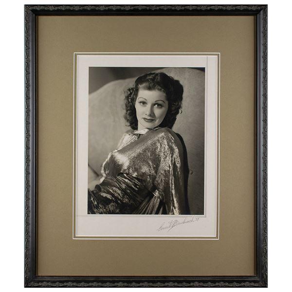 Ernest Bachrach: Lucille Ball