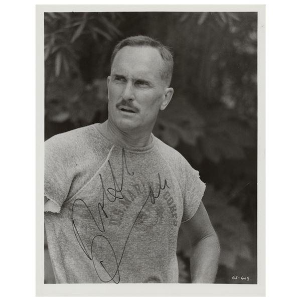 Robert Duvall Signed Photograph