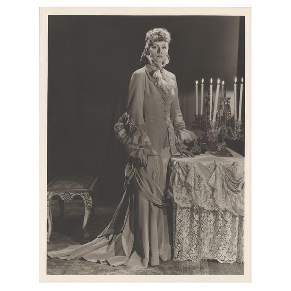 Greta Garbo Original Photograph by Clarence Sinclair Bull