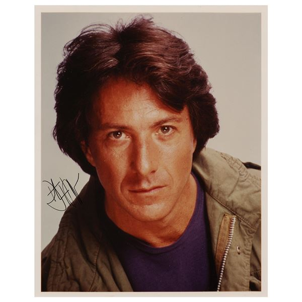Dustin Hoffman Signed Photograph