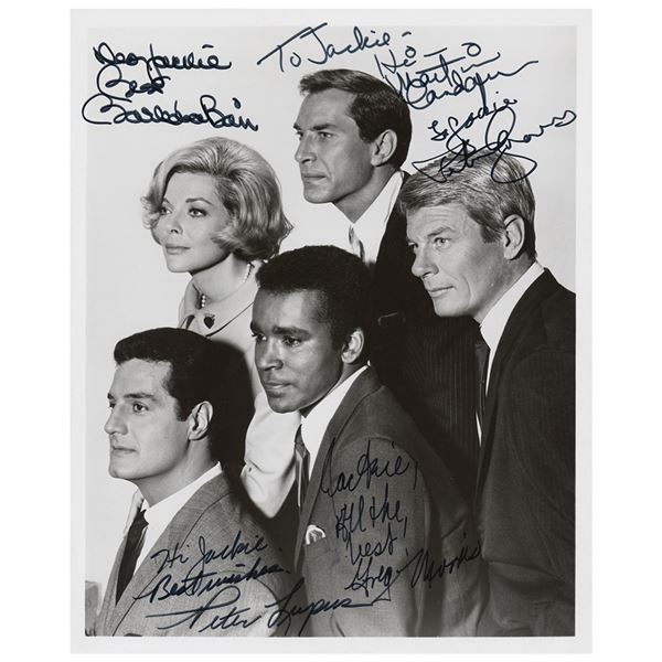 Mission: Impossible Signed Photograph