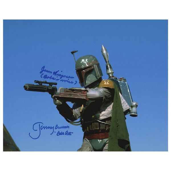 Star Wars: Bulloch and Wingreen Signed Photograph