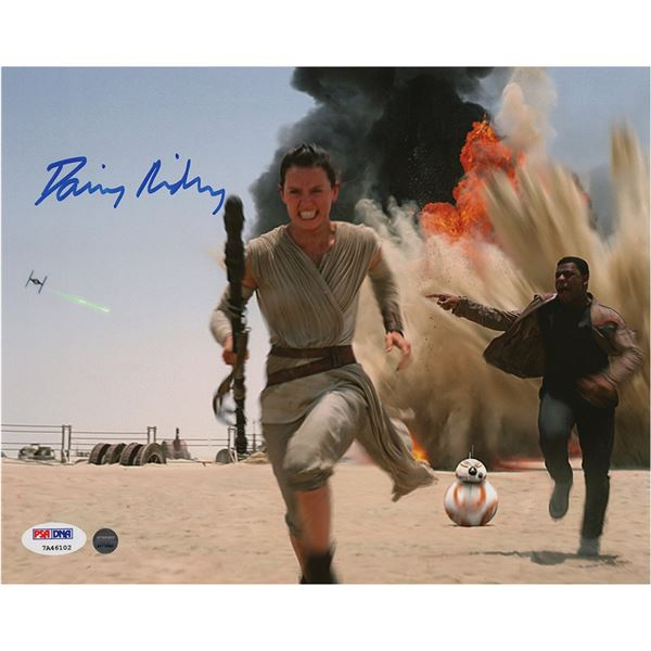 Star Wars: Daisy Ridley
