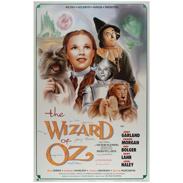 Wizard of Oz: Munchkins
