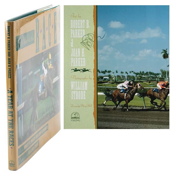 Horse Racing: Robert B. Parker