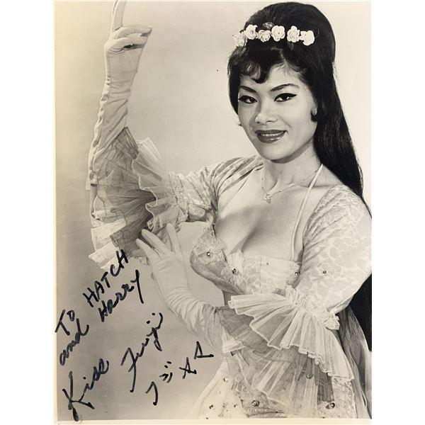 Mai Tai Sing signed photo