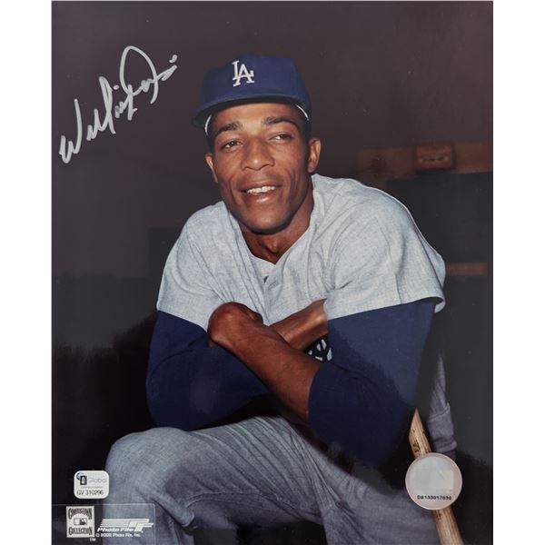 Willie Davis Signed Photo