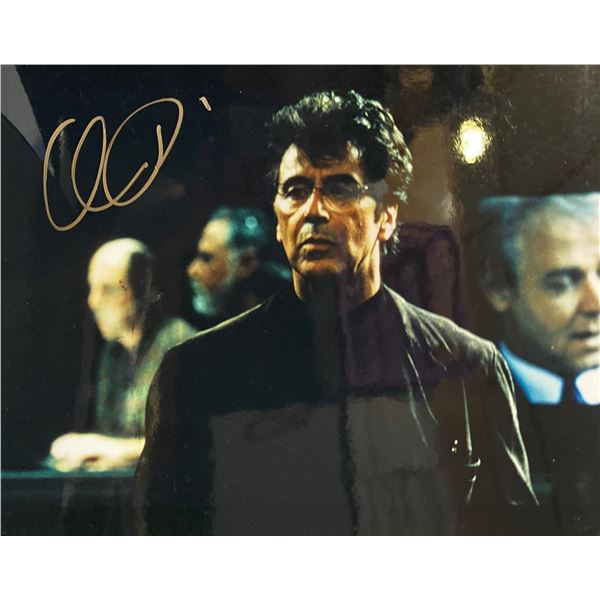 The Insider Al Pacino Signed Movie Photo