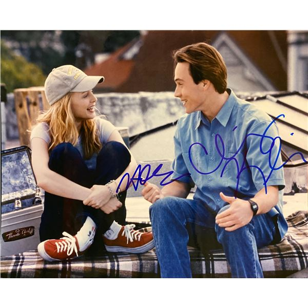 Say It Isn't So Chris Klein and Heather Graham signed movie photo