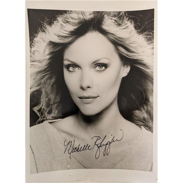 Michelle Pfeiffer Signed Photo