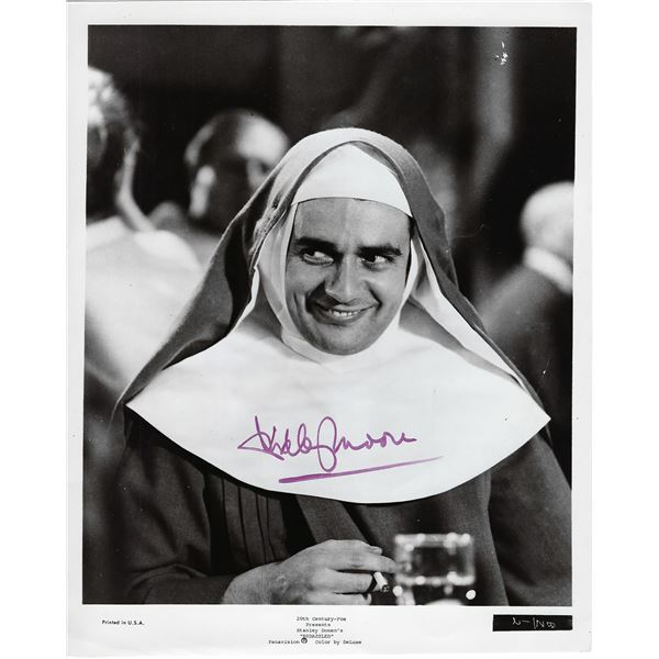 Dudley Moore Signed Photo