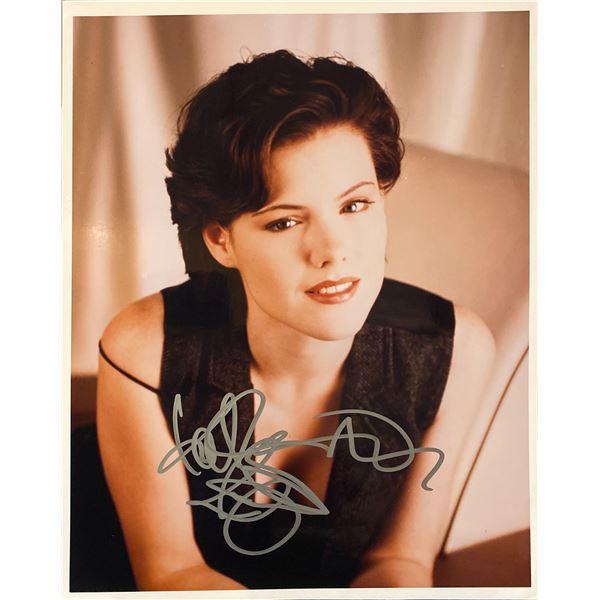 Kathleen Robertson signed photo