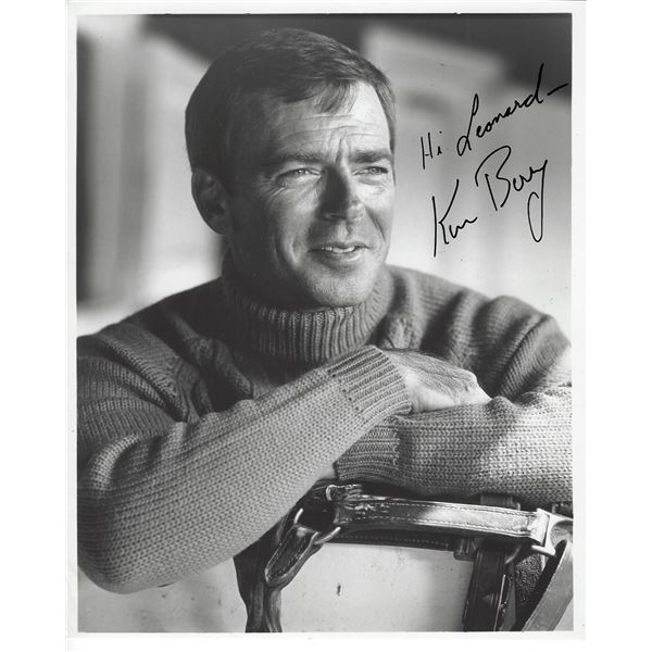 Ken Berry Signed Photo
