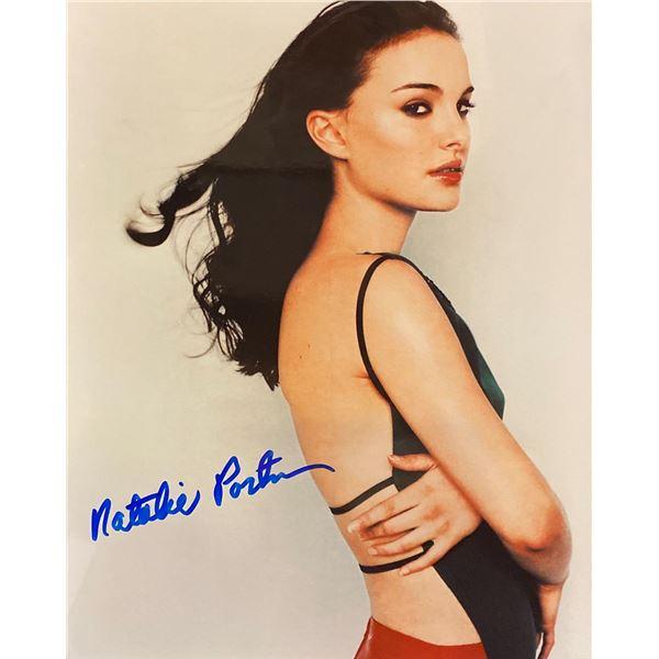Natalie Portman Signed Photo