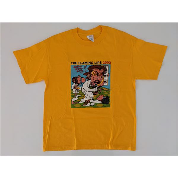 The Flaming Lips 2002 Tour T-Shirt