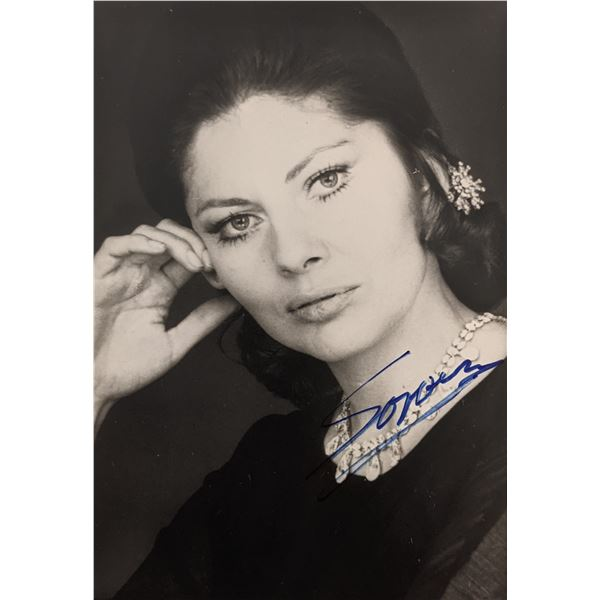 Soraya Esfandiary-Bakhtiary Signed Photo