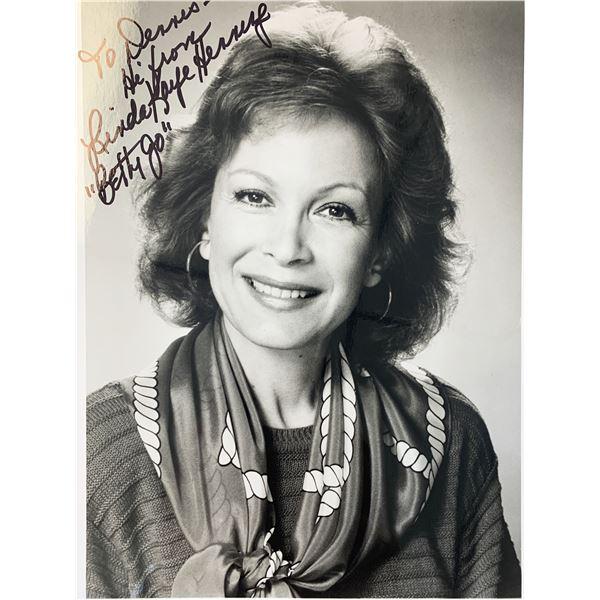 Linda Kaye Henning signed photo