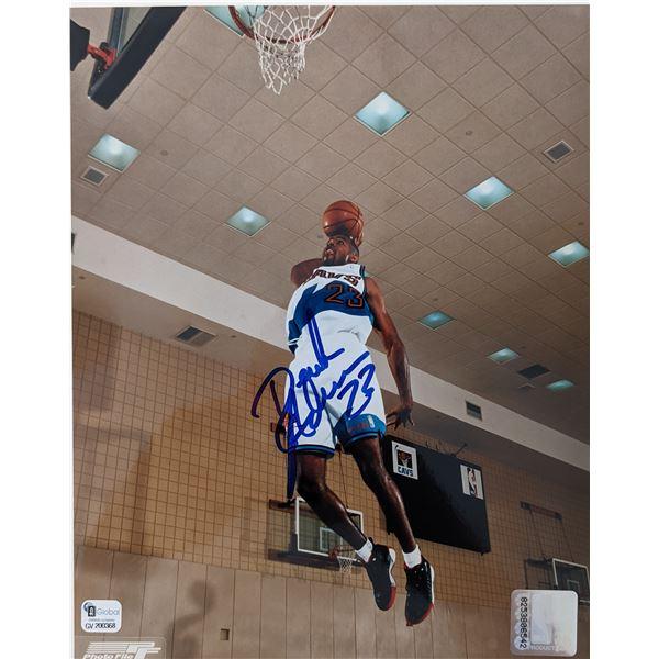 Derek Anderson Signed Photo