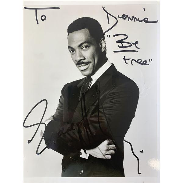 Eddie Murphy signed photo