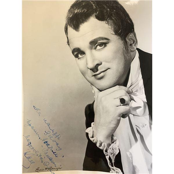 Sandor Konya signed photo