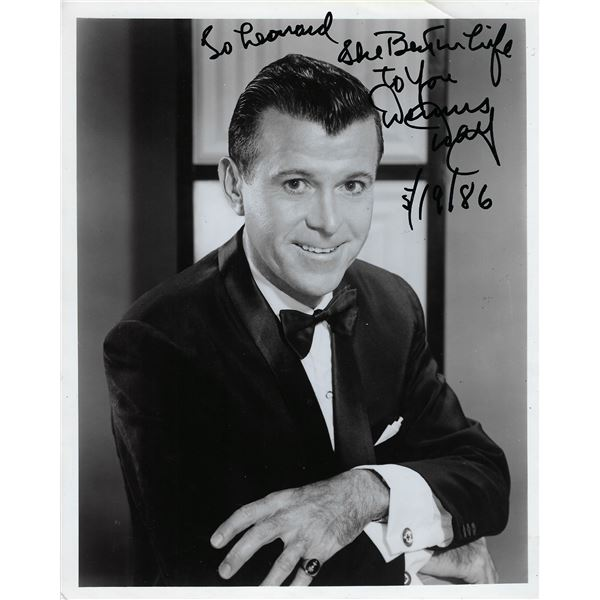 Dennis Day Signed Photo