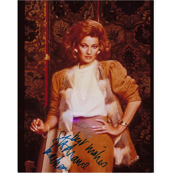 Stephanie Beacham Signed Photo