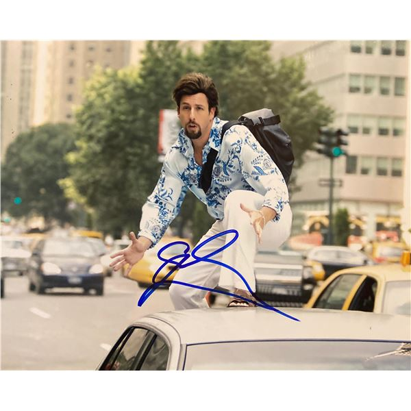 You Don't Mess with the Zohan Adam Sandler signed movie photo